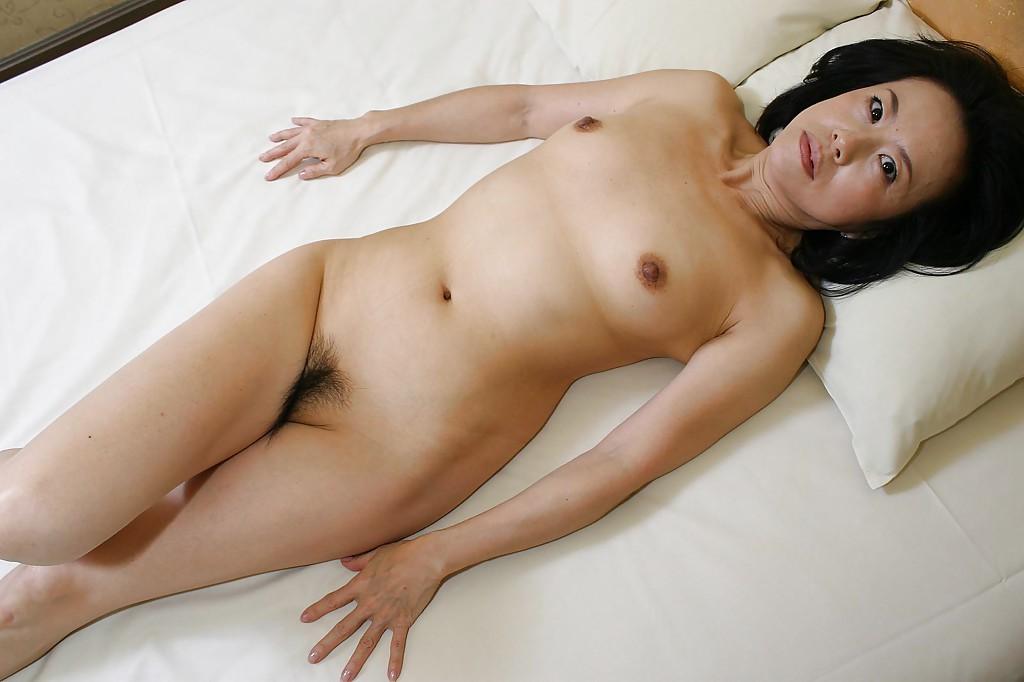 Seductive Mature Asian Women Nude