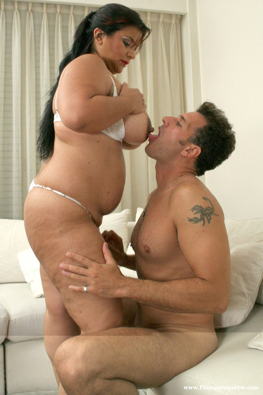 Morbidly Obese Couple Have Sex For The First Time
