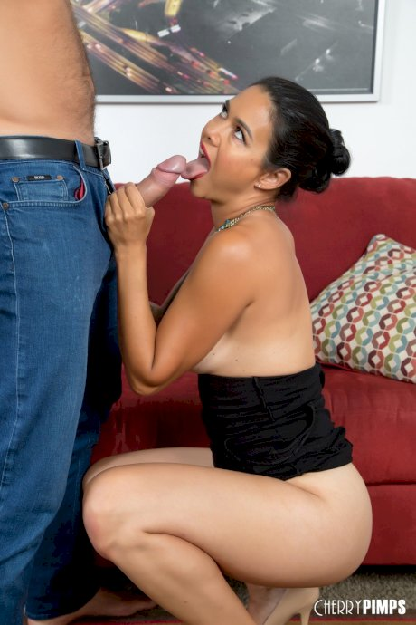Hot MILF Dana Vespoli calls a man for steamy protected sex on a chesterfield