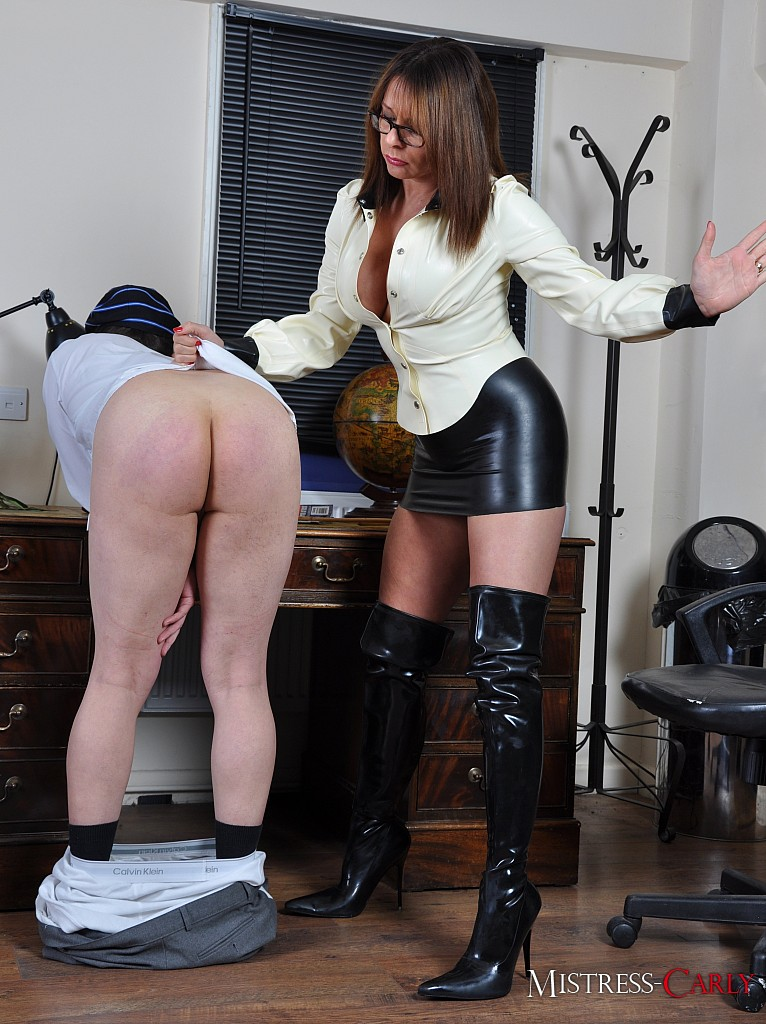 Watch busty brunette spanked, vibed and fucked