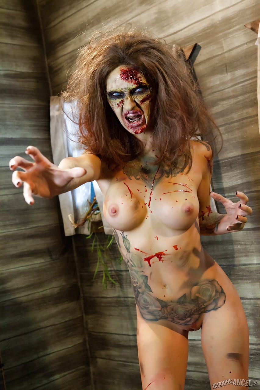 Hot Nude Zombies Porn