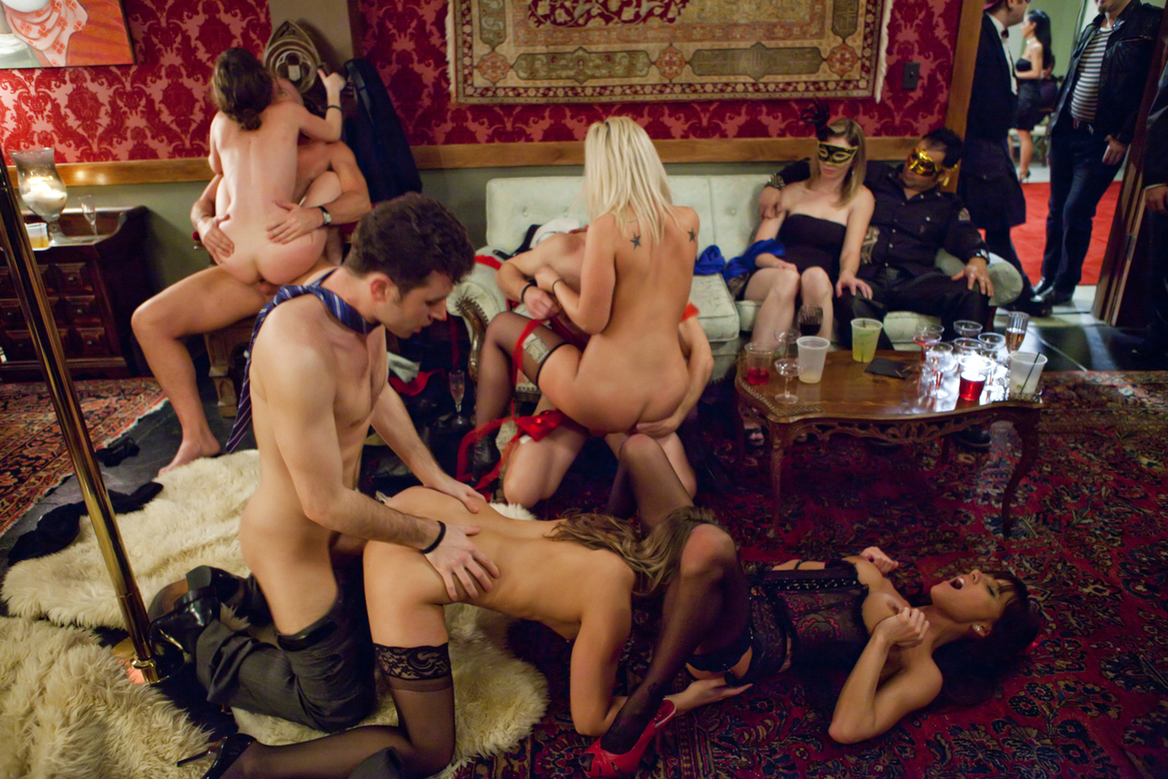 Real party orgy
