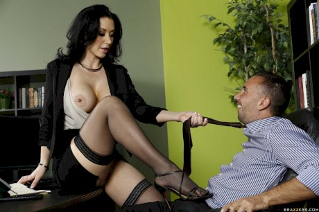 Big Tits At Work Jayden Jaymes