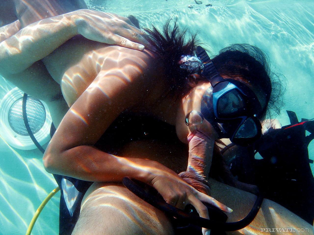 Underwater Scuba Diving Sex
