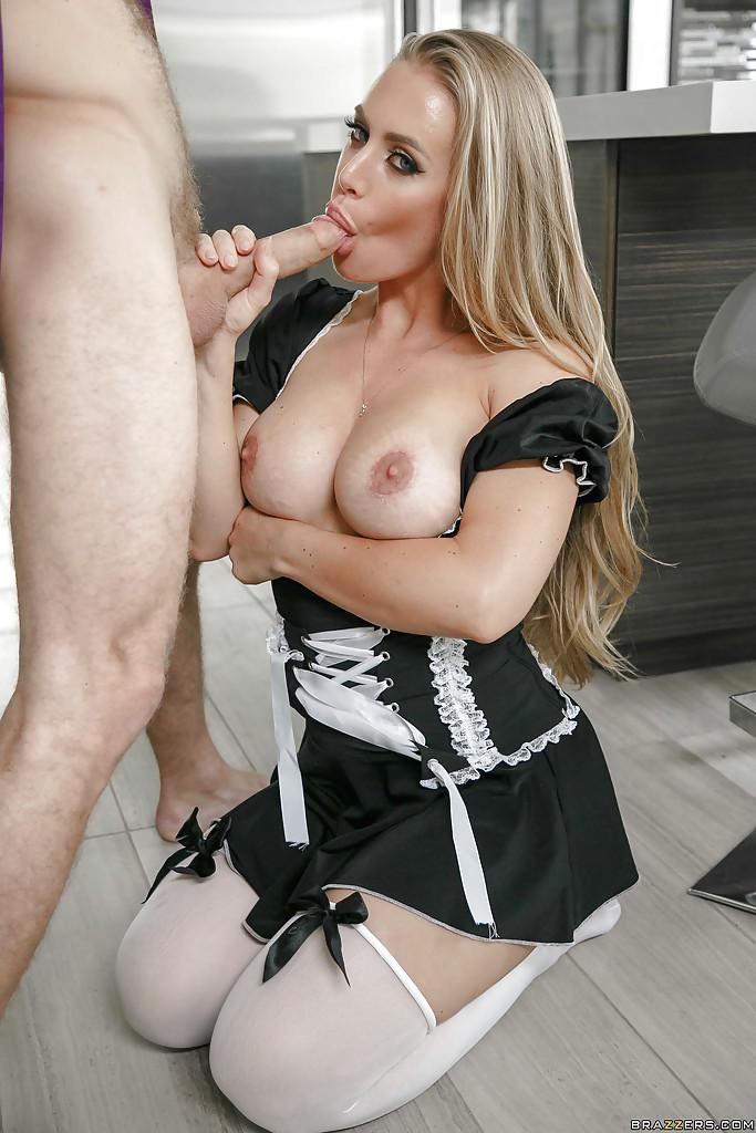 Nicole aniston maid