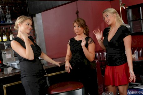 Naughty Office Katie Kox, Preston Parker